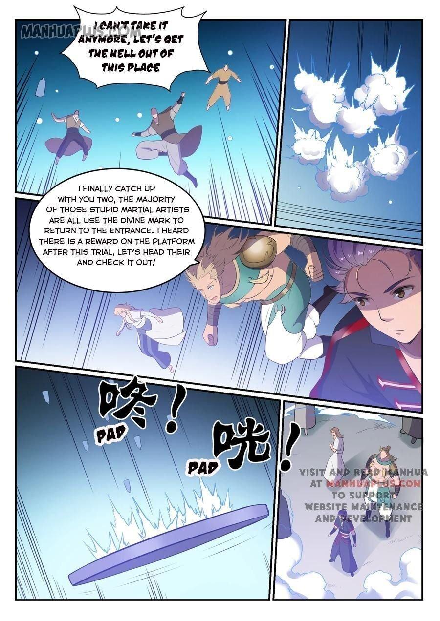 Manga Apotheosis - Chapter 552 Page 14