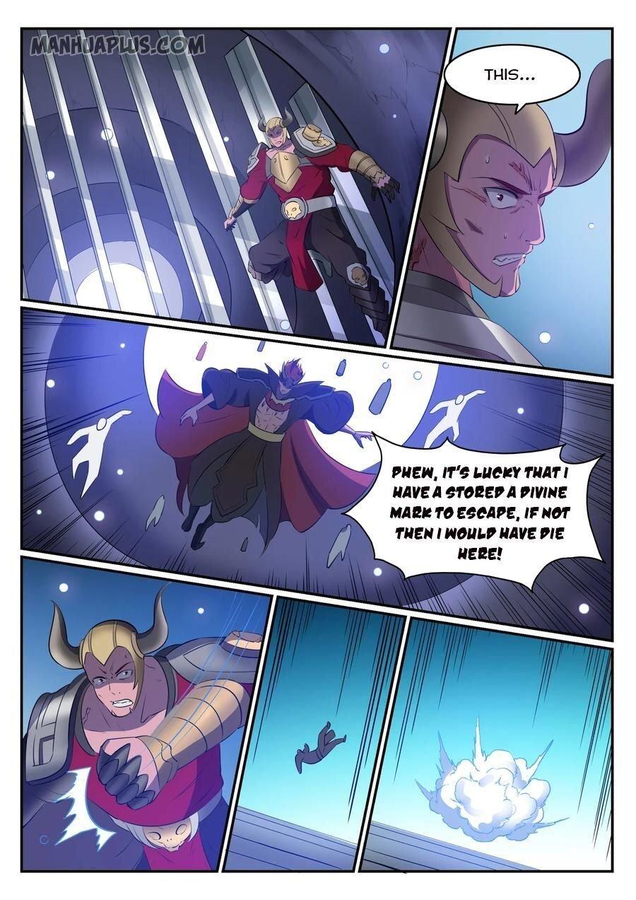 Manga Apotheosis - Chapter 552 Page 13