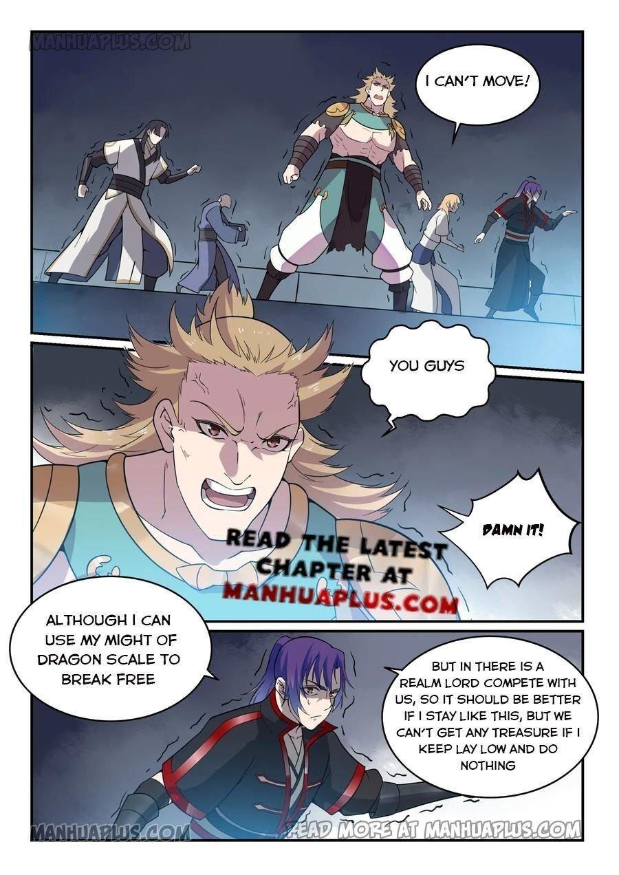 Manga Apotheosis - Chapter 551 Page 10