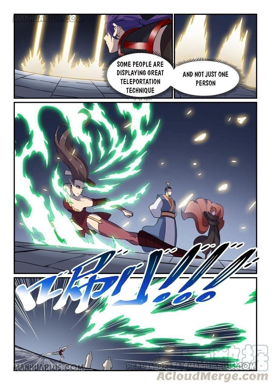 Manga Apotheosis - Chapter 551 Page 4