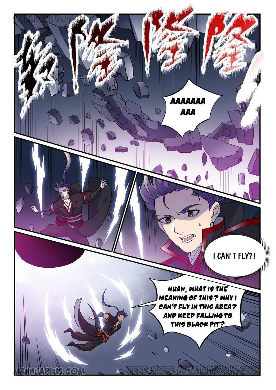 Manga Apotheosis - Chapter 551 Page 14
