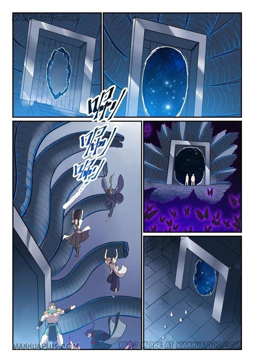 Manga Apotheosis - Chapter 551 Page 2