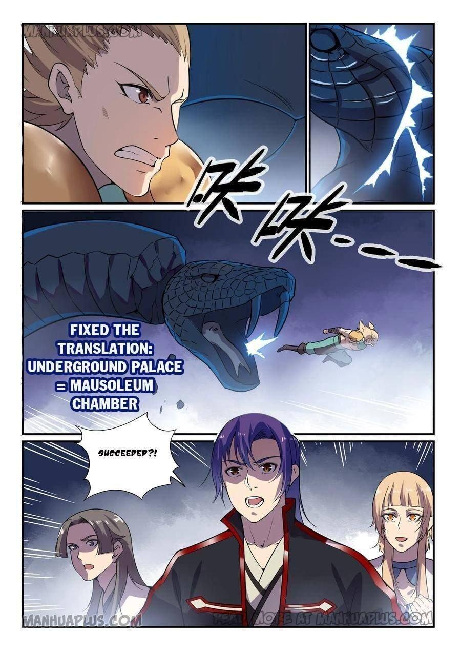 Manga Apotheosis - Chapter 551 Page 1