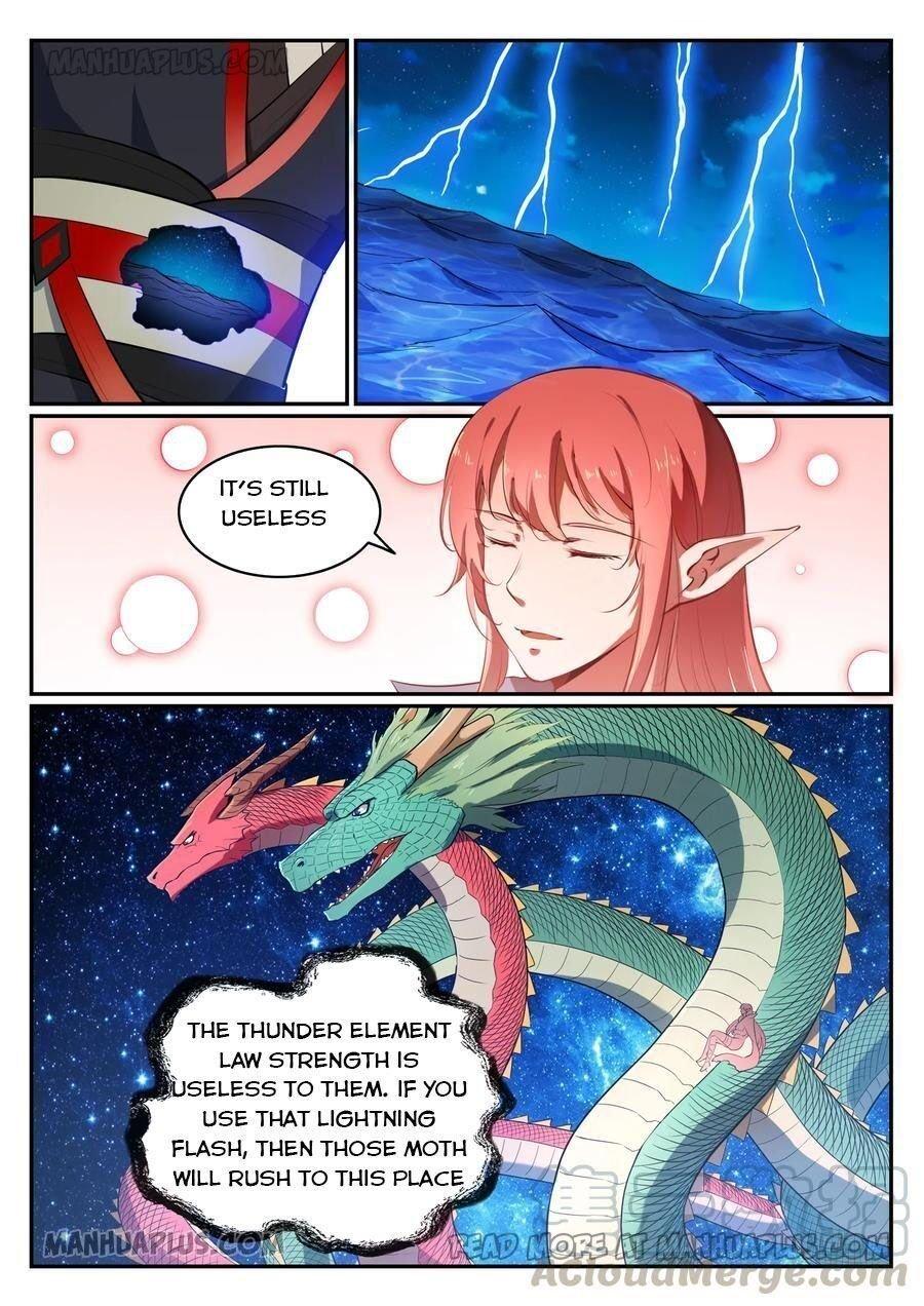 Manga Apotheosis - Chapter 550 Page 12