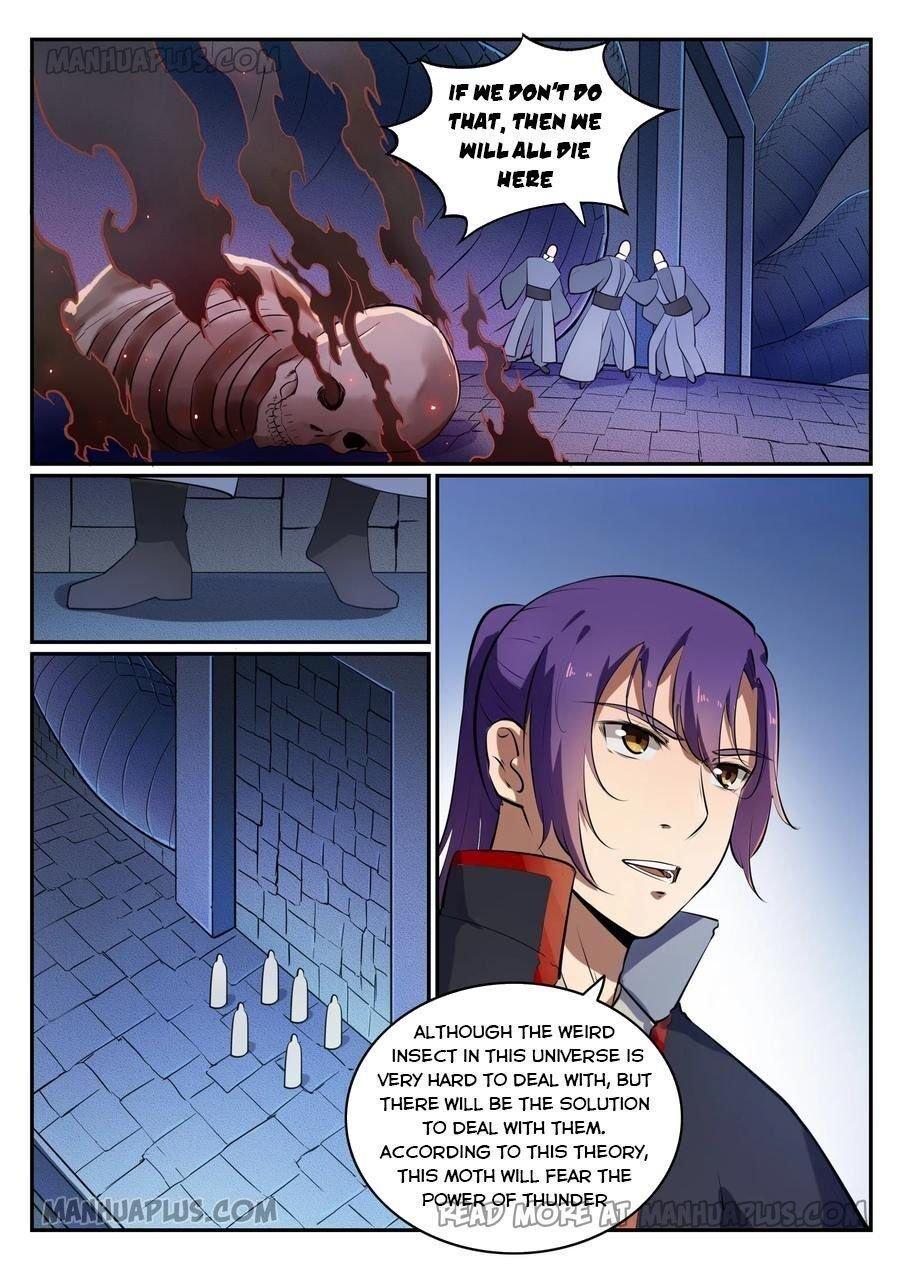 Manga Apotheosis - Chapter 550 Page 11