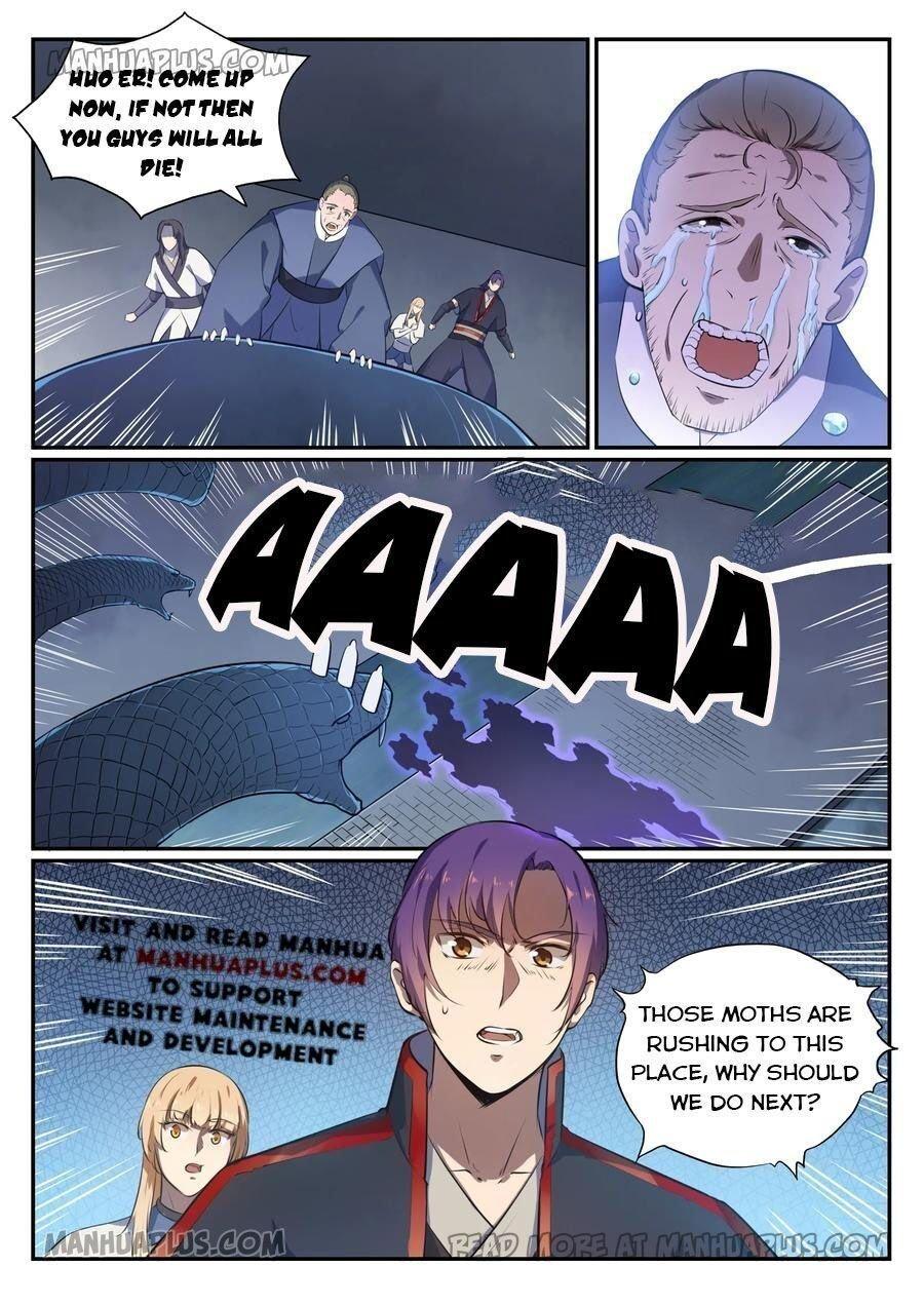 Manga Apotheosis - Chapter 550 Page 15
