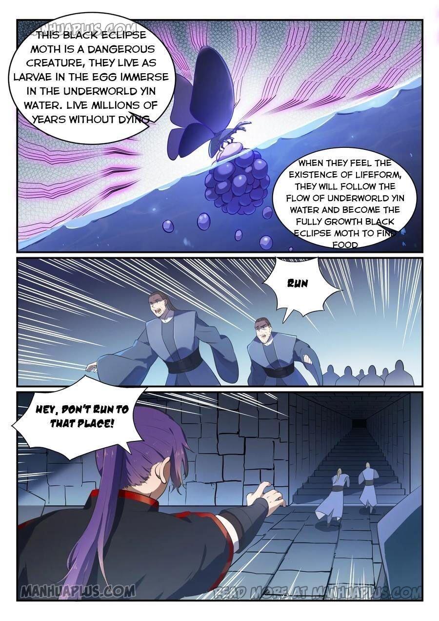 Manga Apotheosis - Chapter 550 Page 6