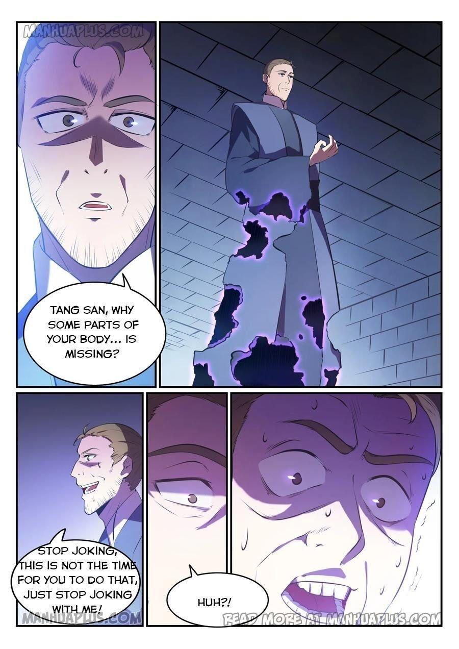 Manga Apotheosis - Chapter 550 Page 3