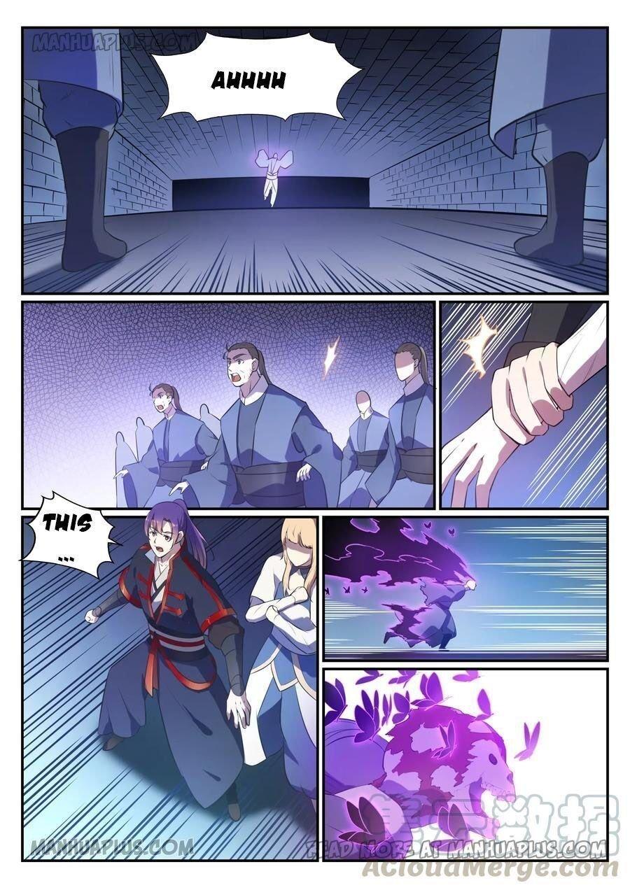 Manga Apotheosis - Chapter 550 Page 4