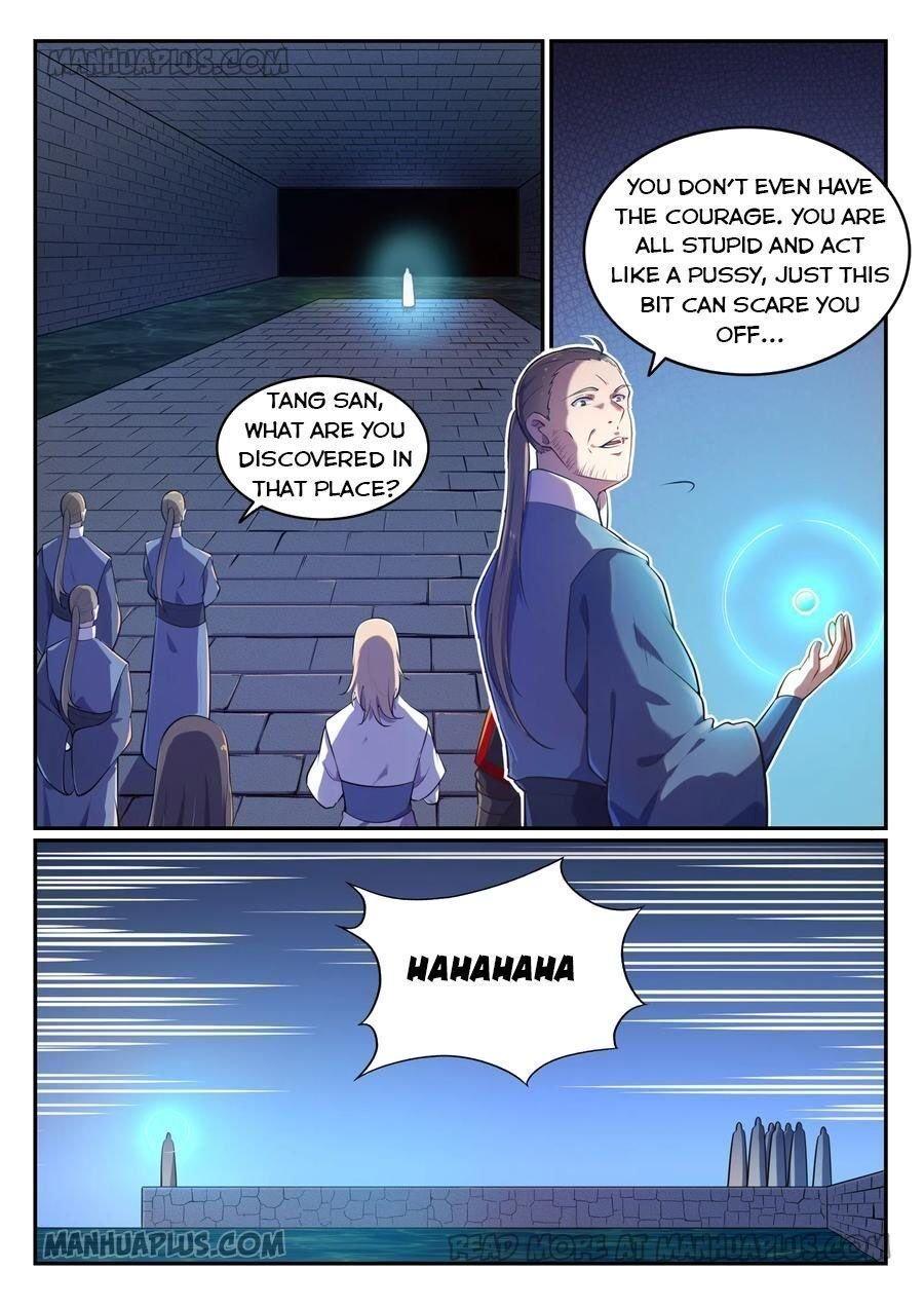 Manga Apotheosis - Chapter 550 Page 1