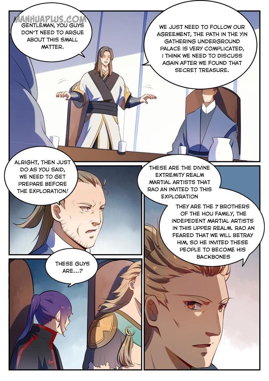 Manga Apotheosis - Chapter 549 Page 4