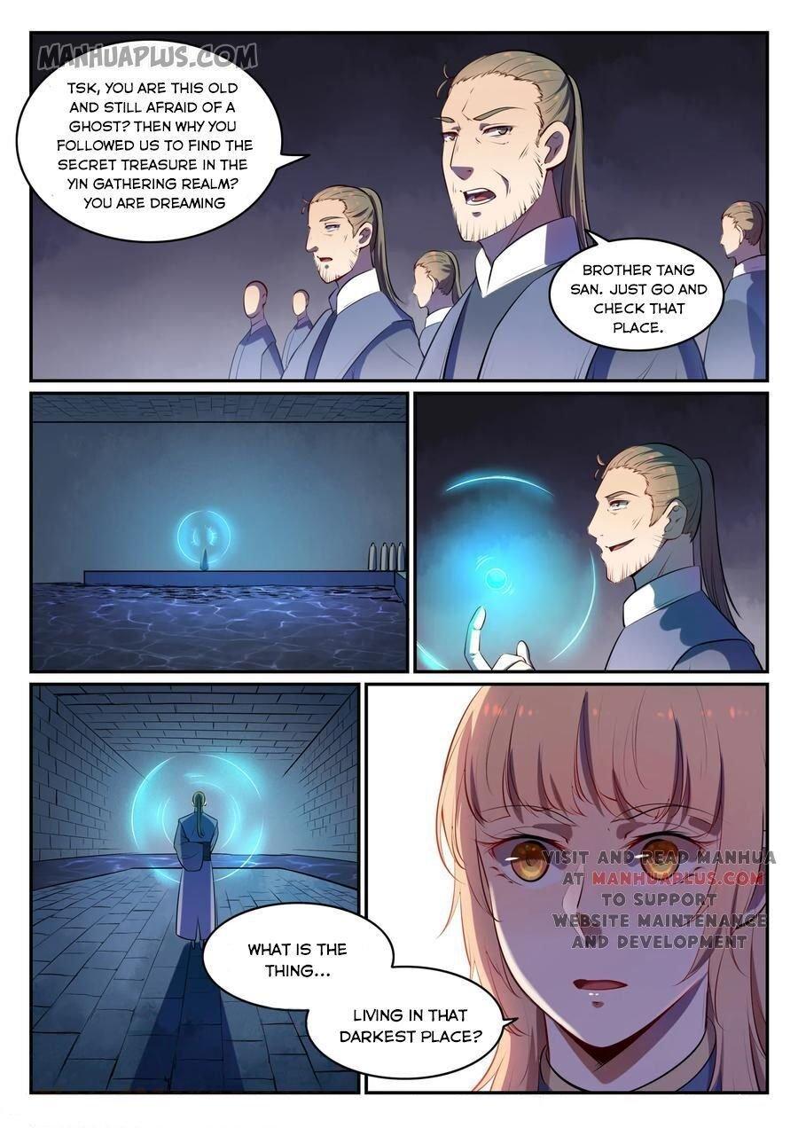 Manga Apotheosis - Chapter 549 Page 15
