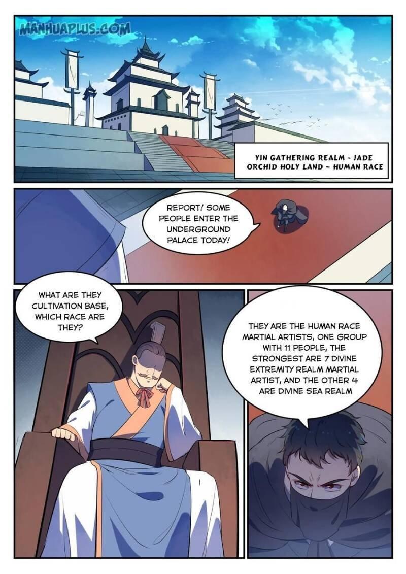 Manga Apotheosis - Chapter 549 Page 9