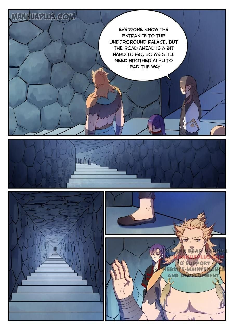 Manga Apotheosis - Chapter 549 Page 6
