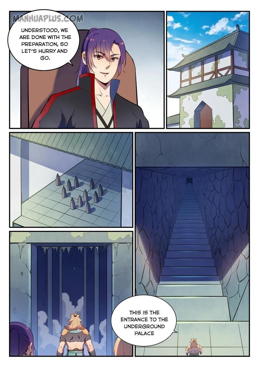 Manga Apotheosis - Chapter 549 Page 5