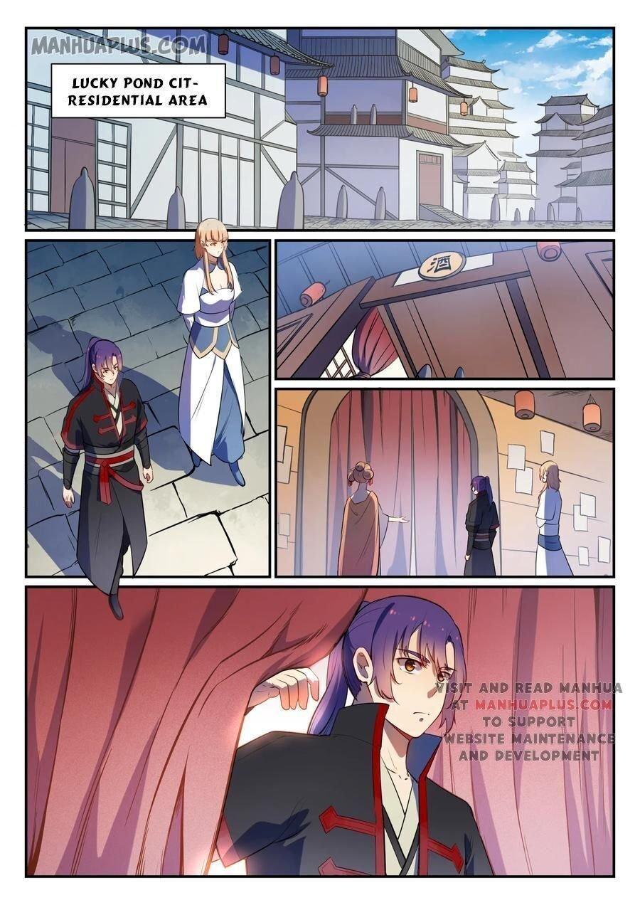 Manga Apotheosis - Chapter 549 Page 1