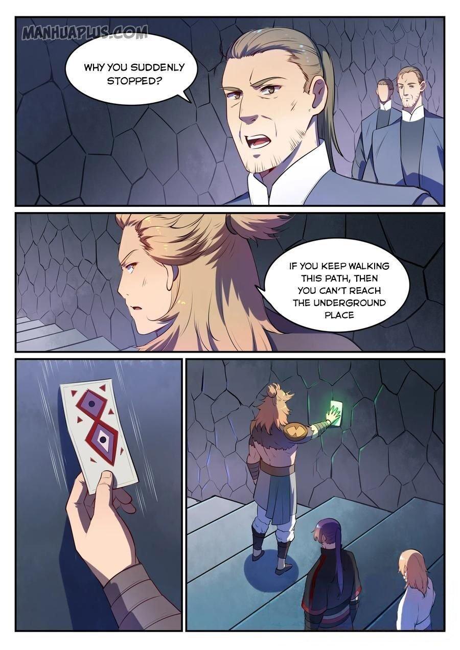 Manga Apotheosis - Chapter 549 Page 7