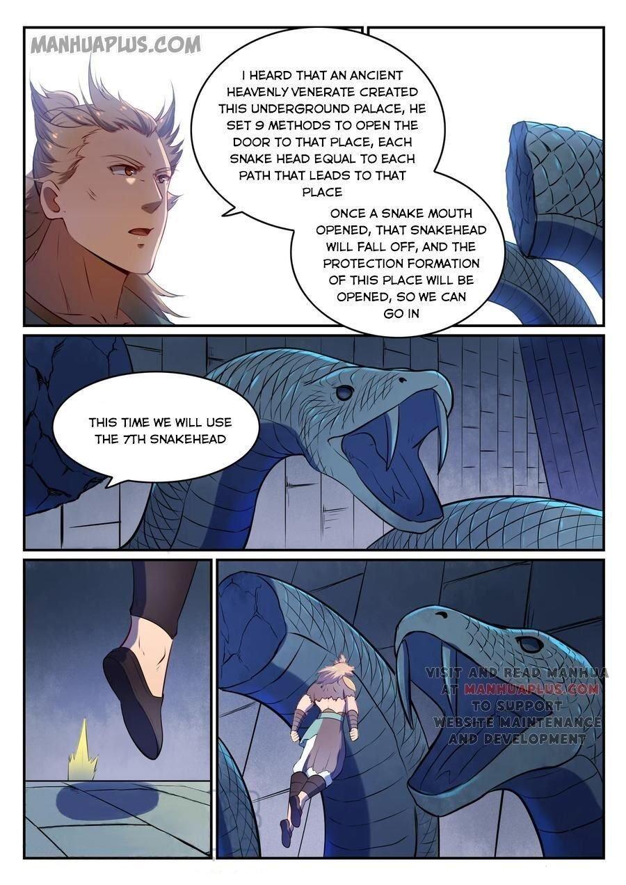 Manga Apotheosis - Chapter 549 Page 11