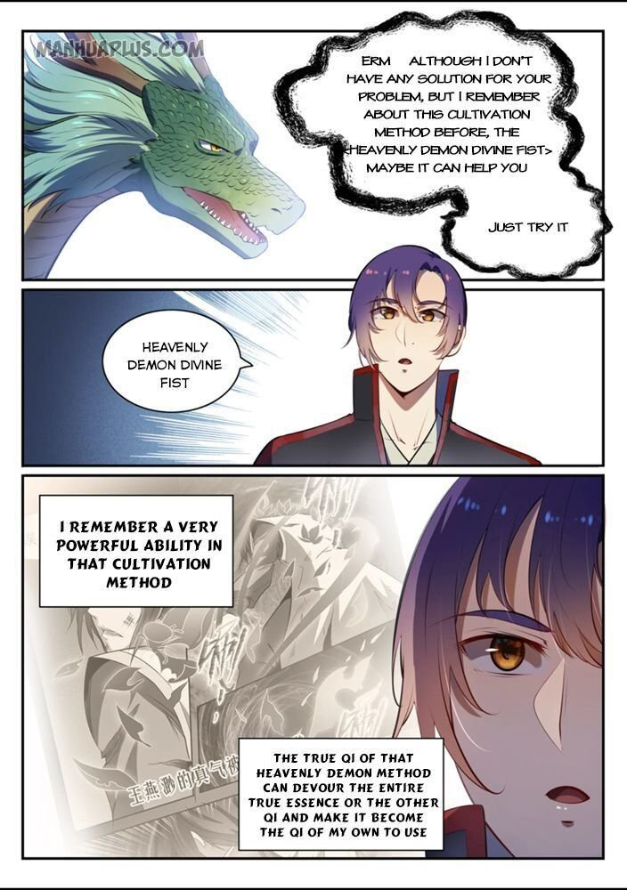 Manga Apotheosis - Chapter 548 Page 9