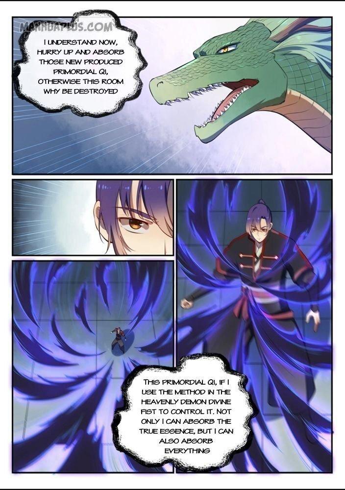 Manga Apotheosis - Chapter 548 Page 13