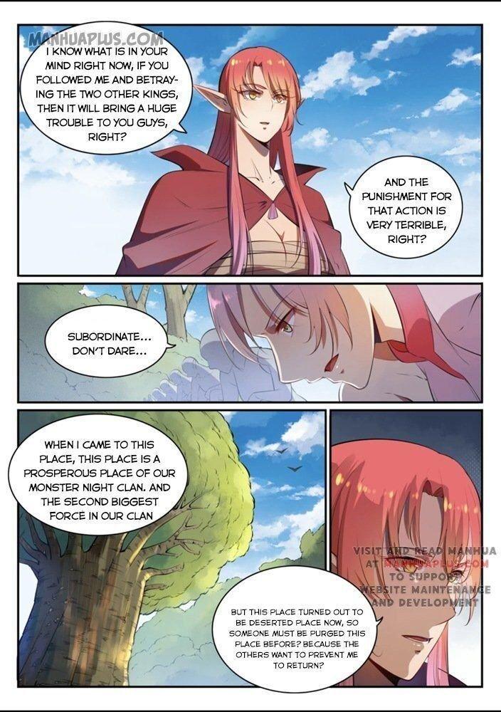 Manga Apotheosis - Chapter 548 Page 1
