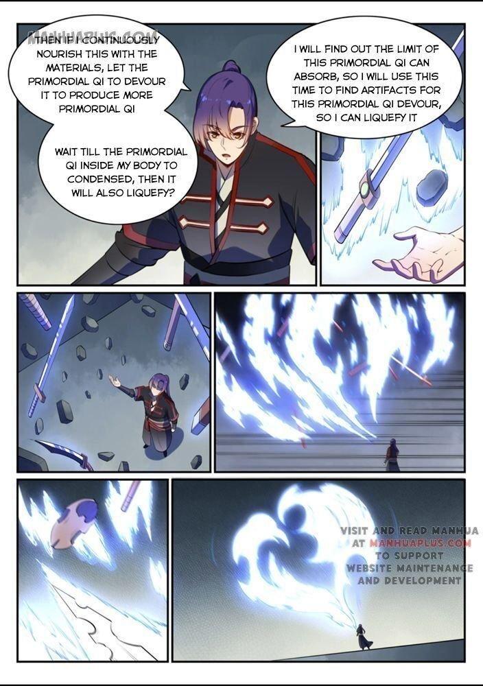 Manga Apotheosis - Chapter 548 Page 14