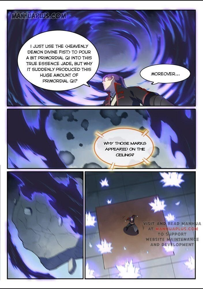 Manga Apotheosis - Chapter 548 Page 12