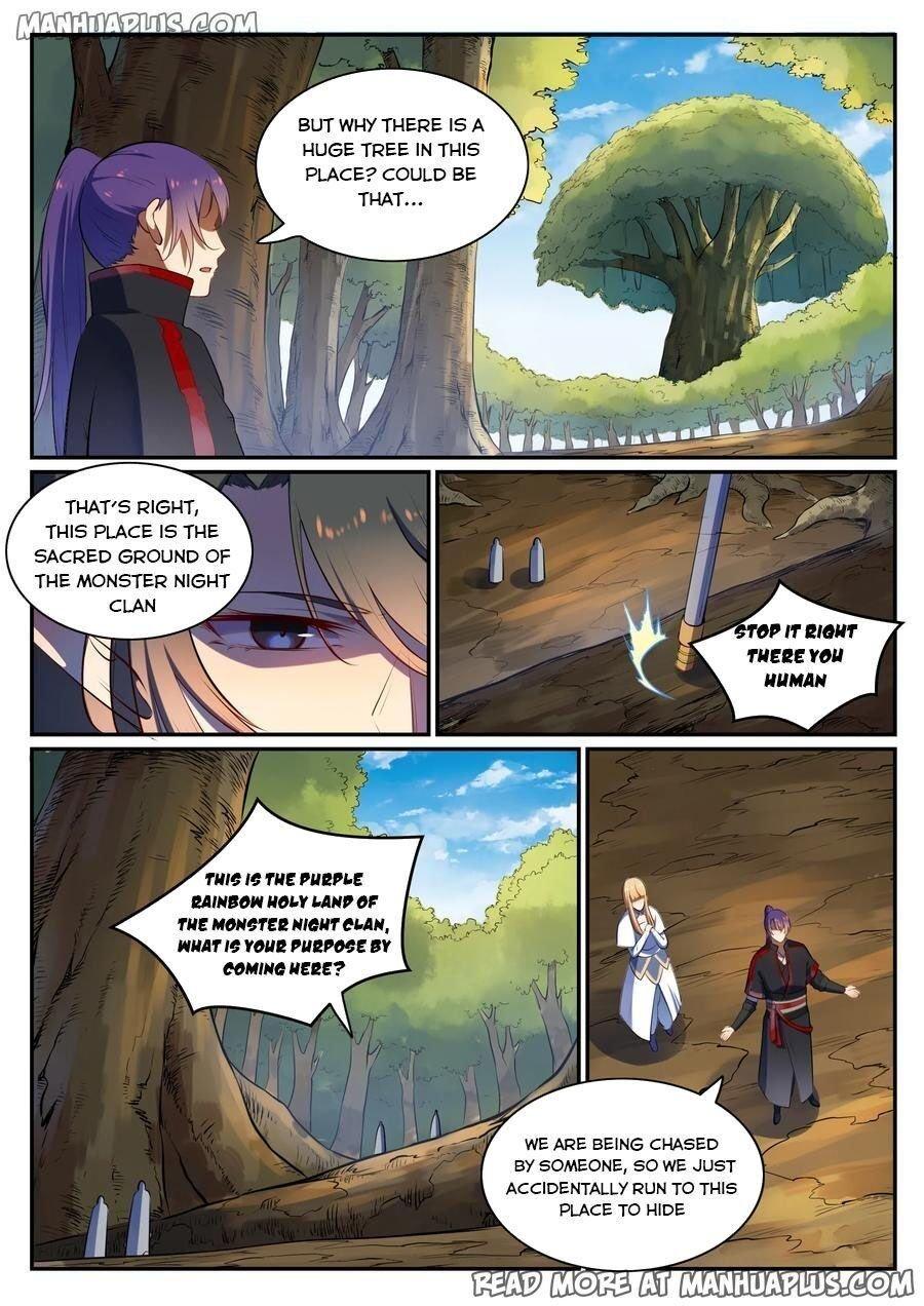 Manga Apotheosis - Chapter 547 Page 6