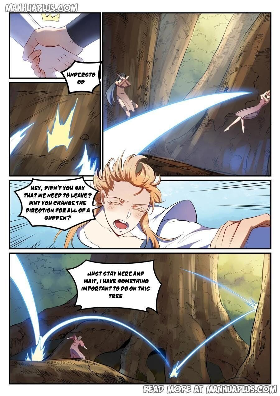 Manga Apotheosis - Chapter 547 Page 9
