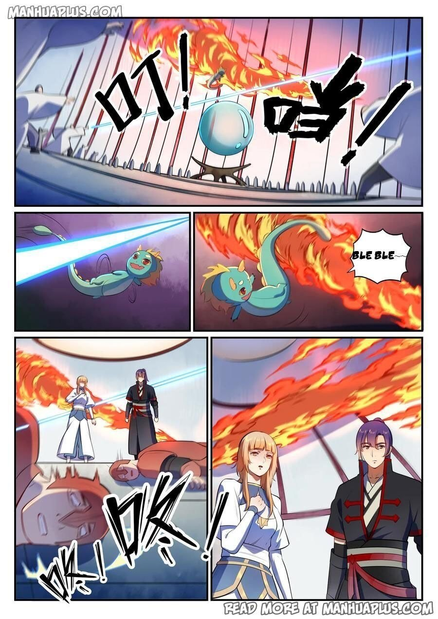 Manga Apotheosis - Chapter 547 Page 2