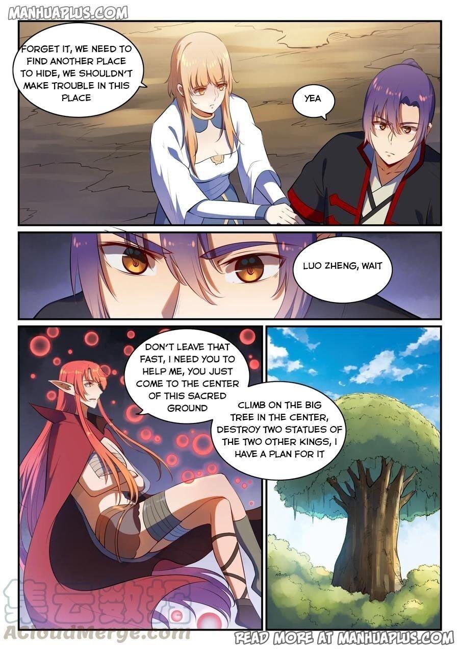 Manga Apotheosis - Chapter 547 Page 8