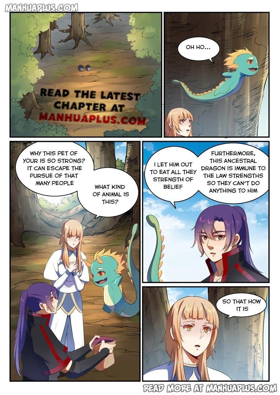 Manga Apotheosis - Chapter 547 Page 5