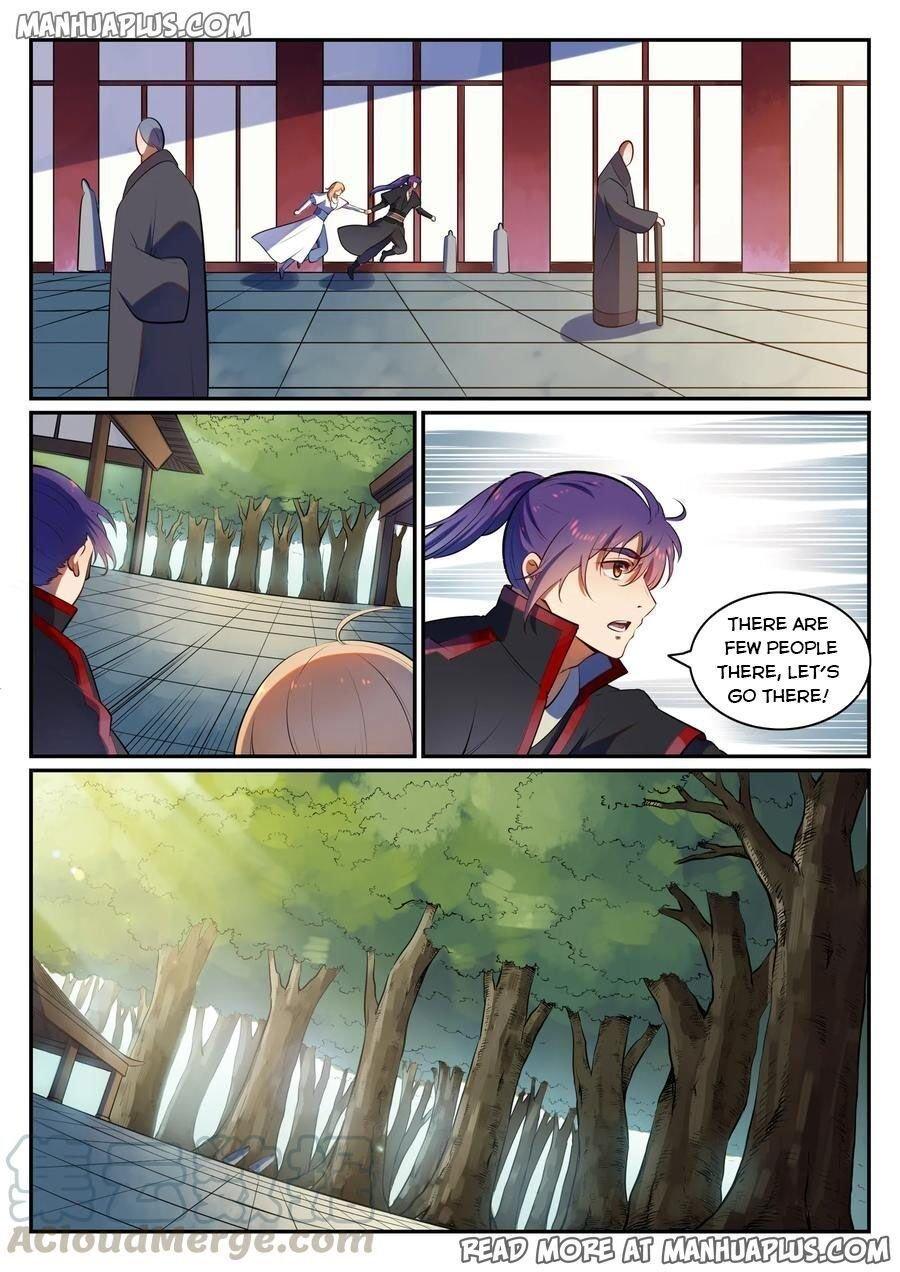 Manga Apotheosis - Chapter 547 Page 4
