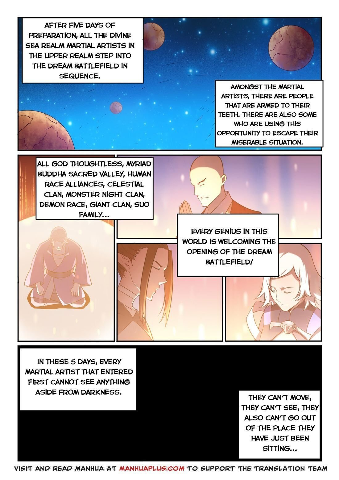 Manga Apotheosis - Chapter 580 Page 13