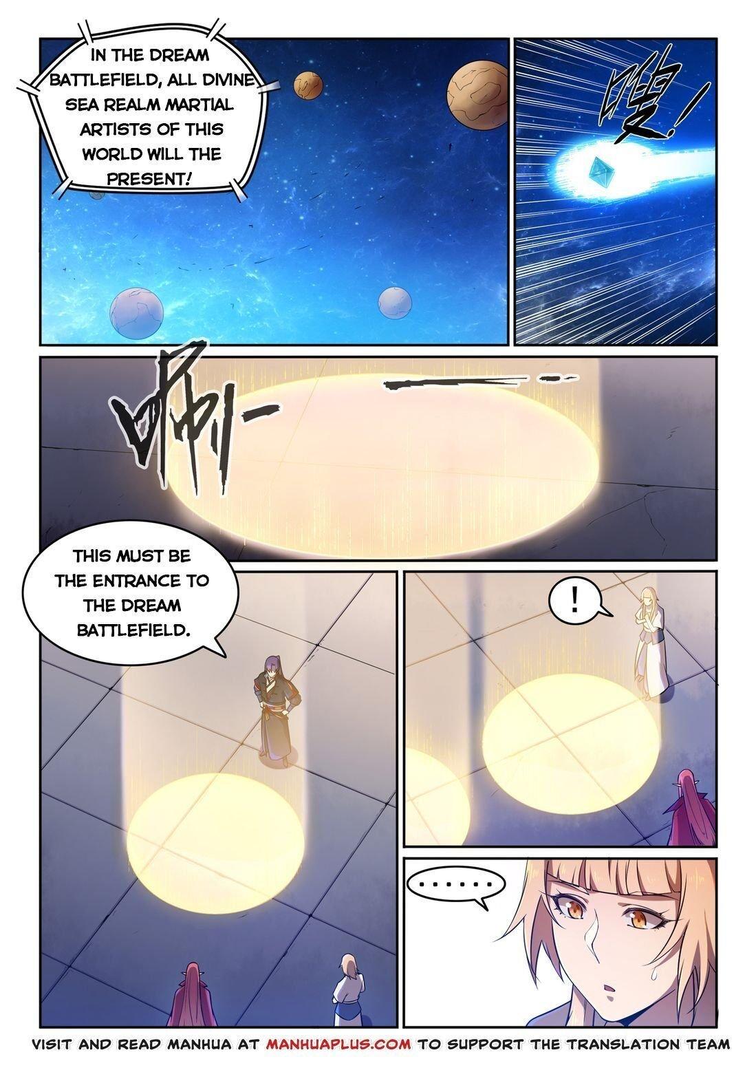 Manga Apotheosis - Chapter 580 Page 1