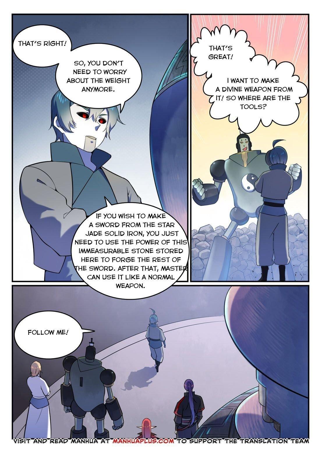Manga Apotheosis - Chapter 579 Page 4