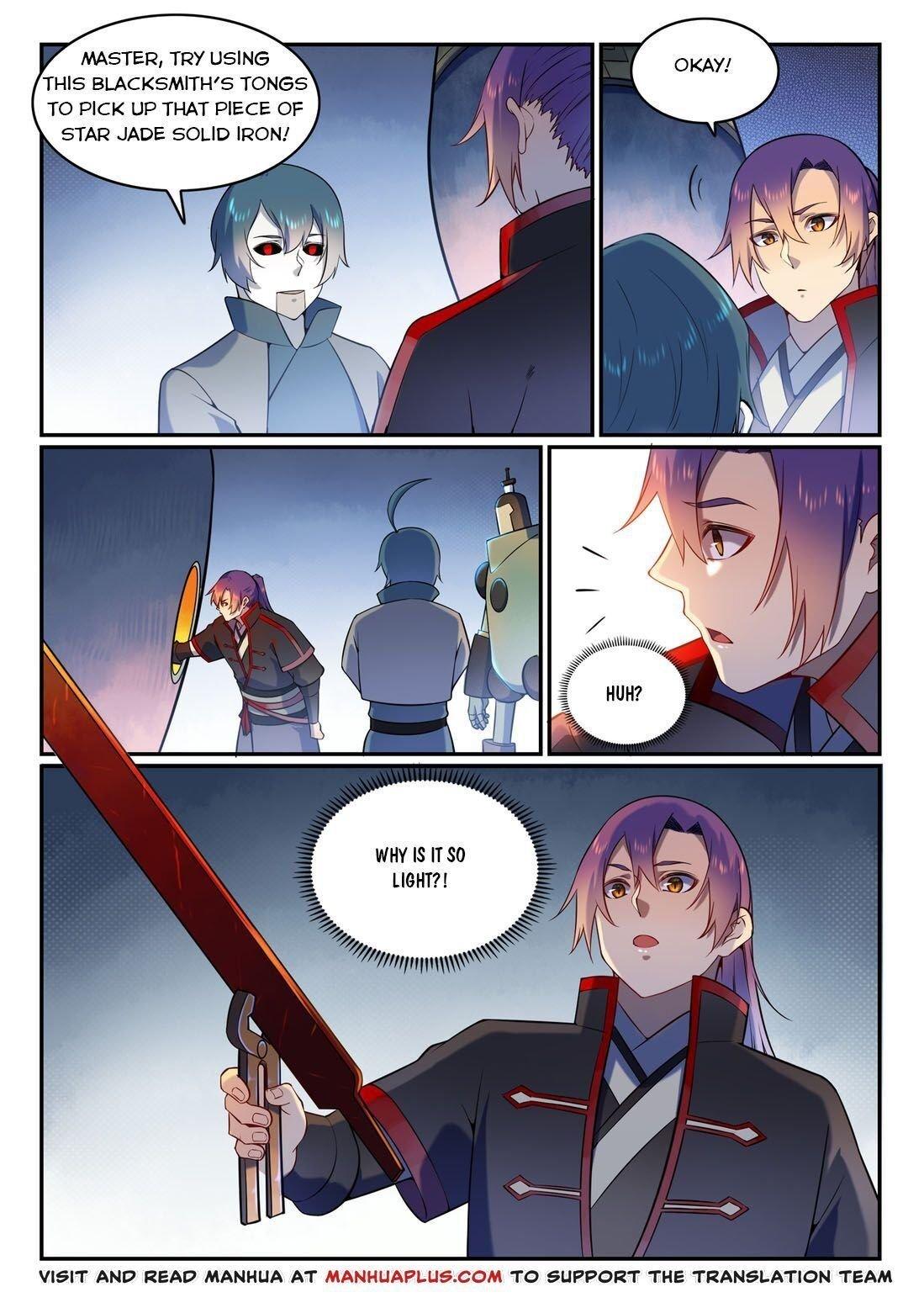 Manga Apotheosis - Chapter 579 Page 1