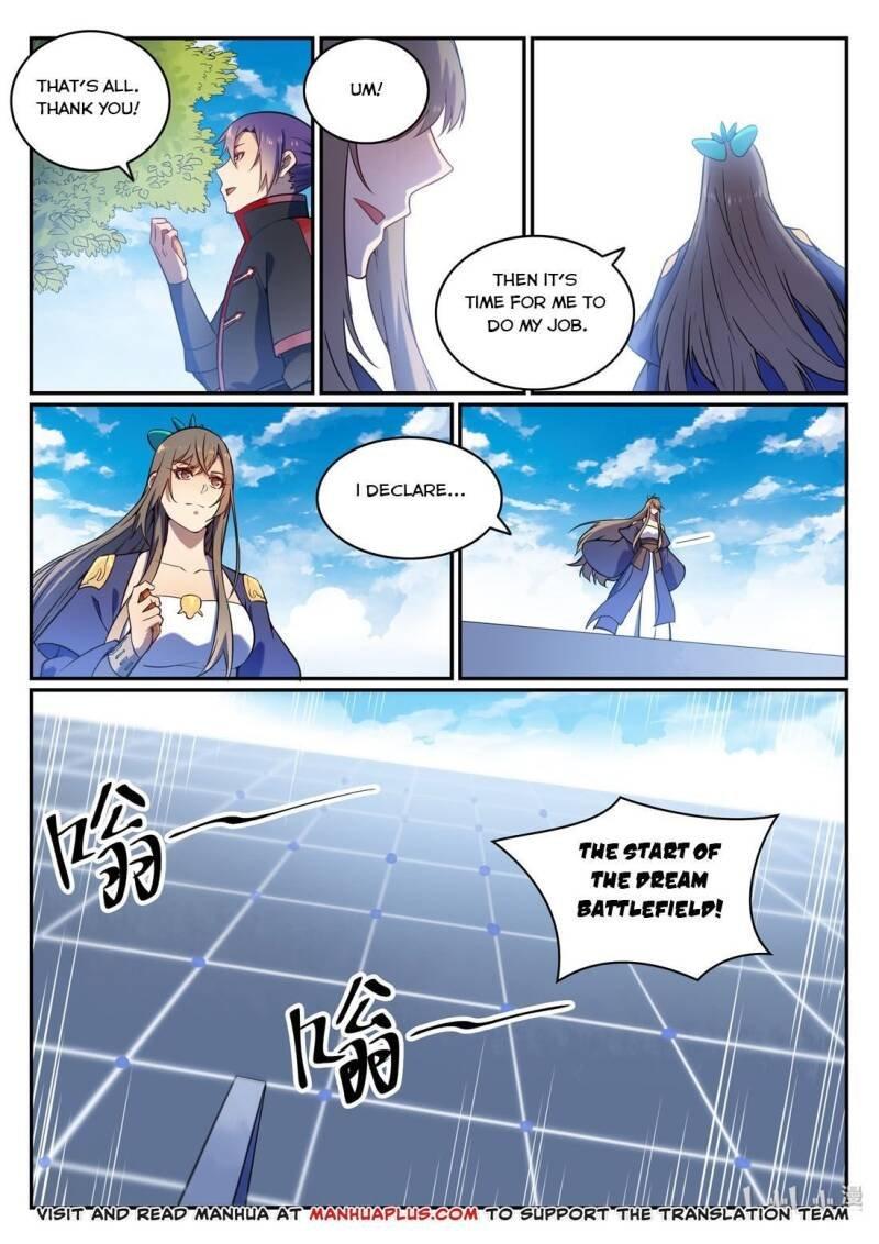 Manga Apotheosis - Chapter 579 Page 15