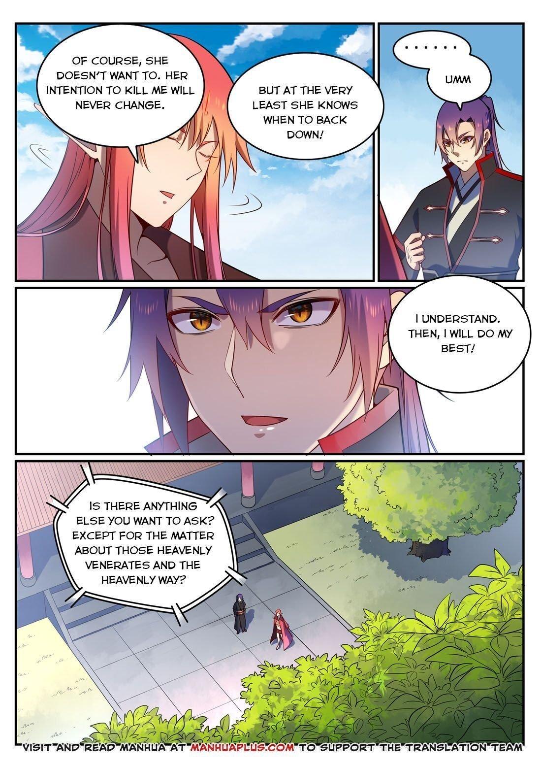 Manga Apotheosis - Chapter 579 Page 14