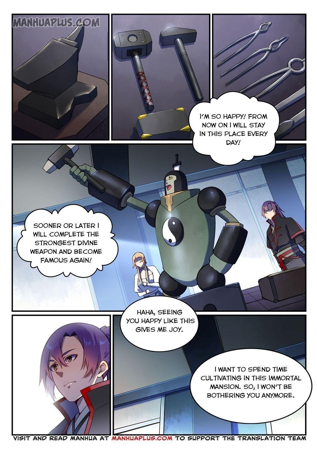 Manga Apotheosis - Chapter 579 Page 5
