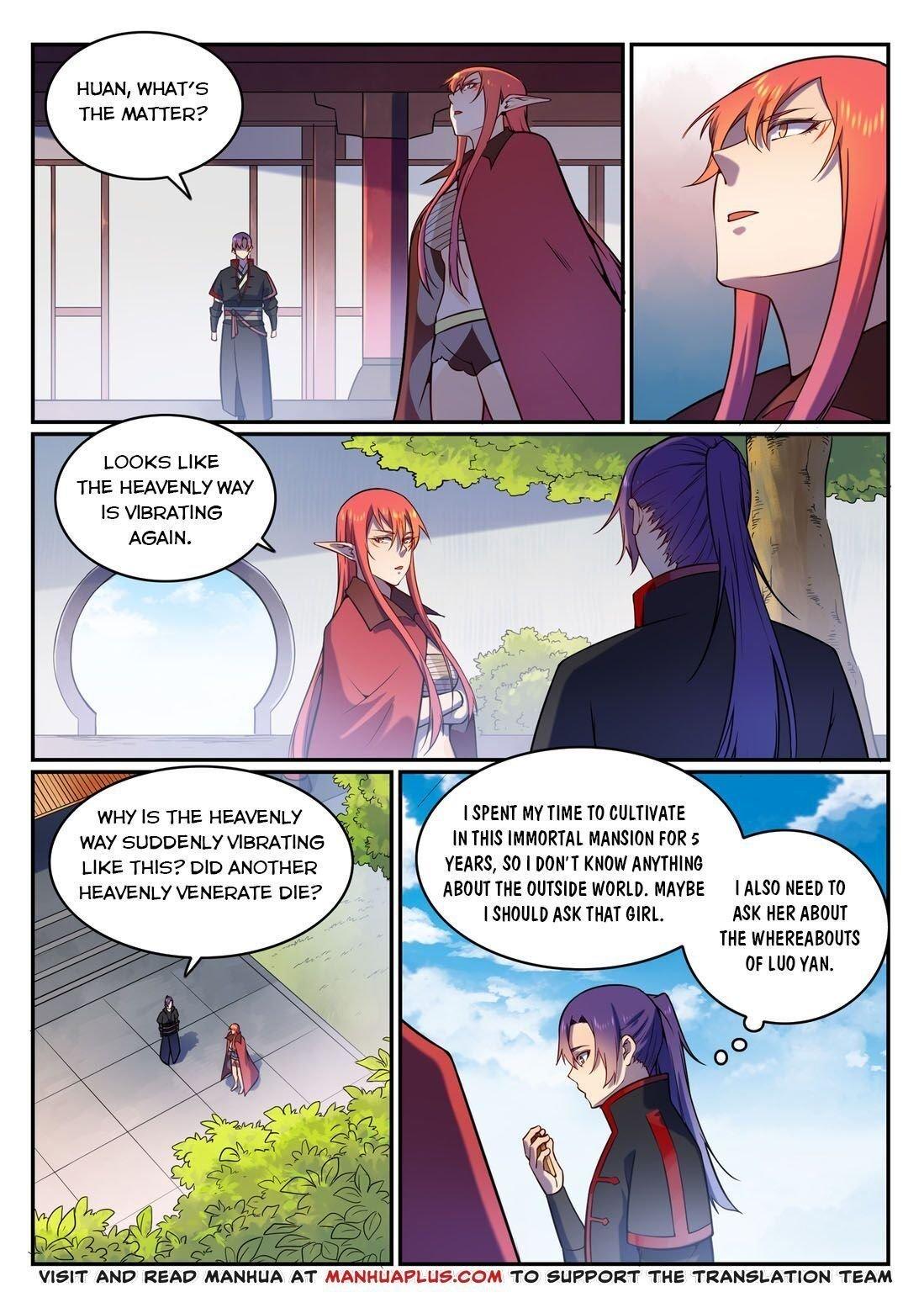 Manga Apotheosis - Chapter 579 Page 9