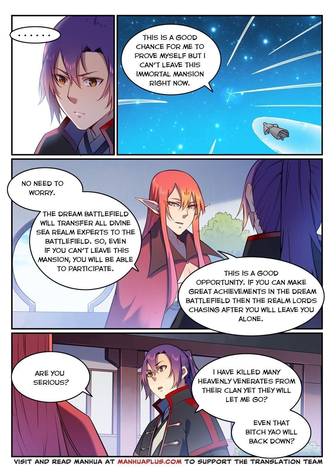 Manga Apotheosis - Chapter 579 Page 13