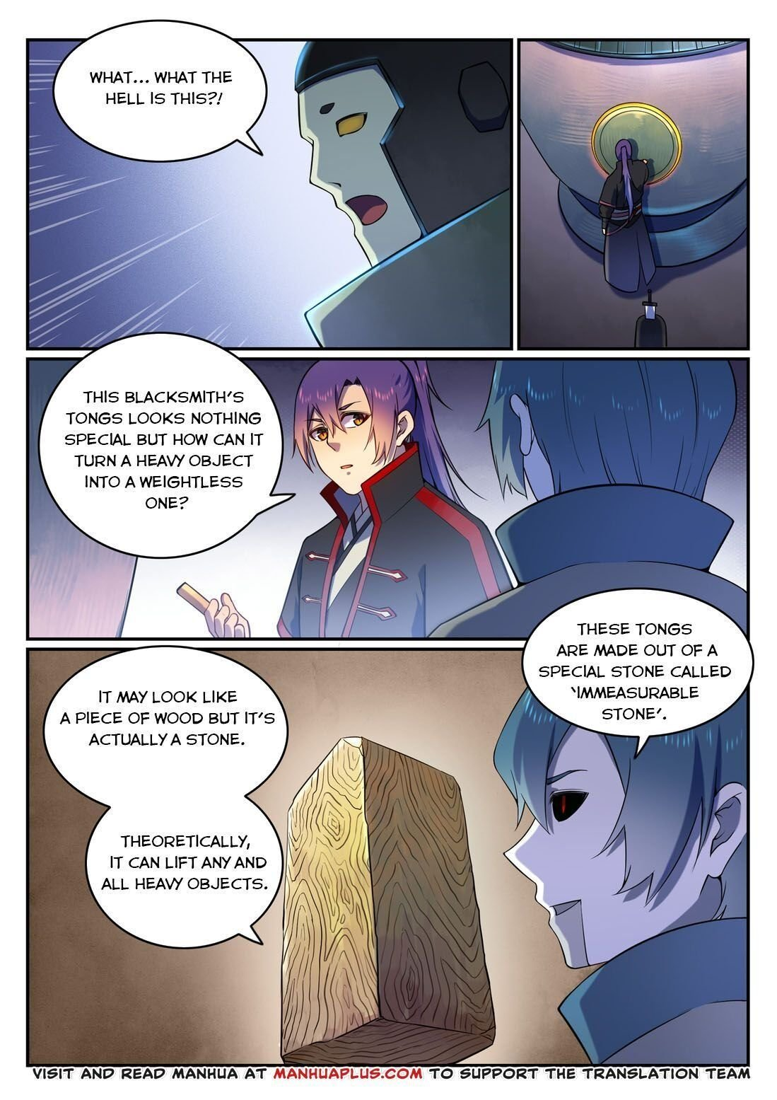 Manga Apotheosis - Chapter 579 Page 2