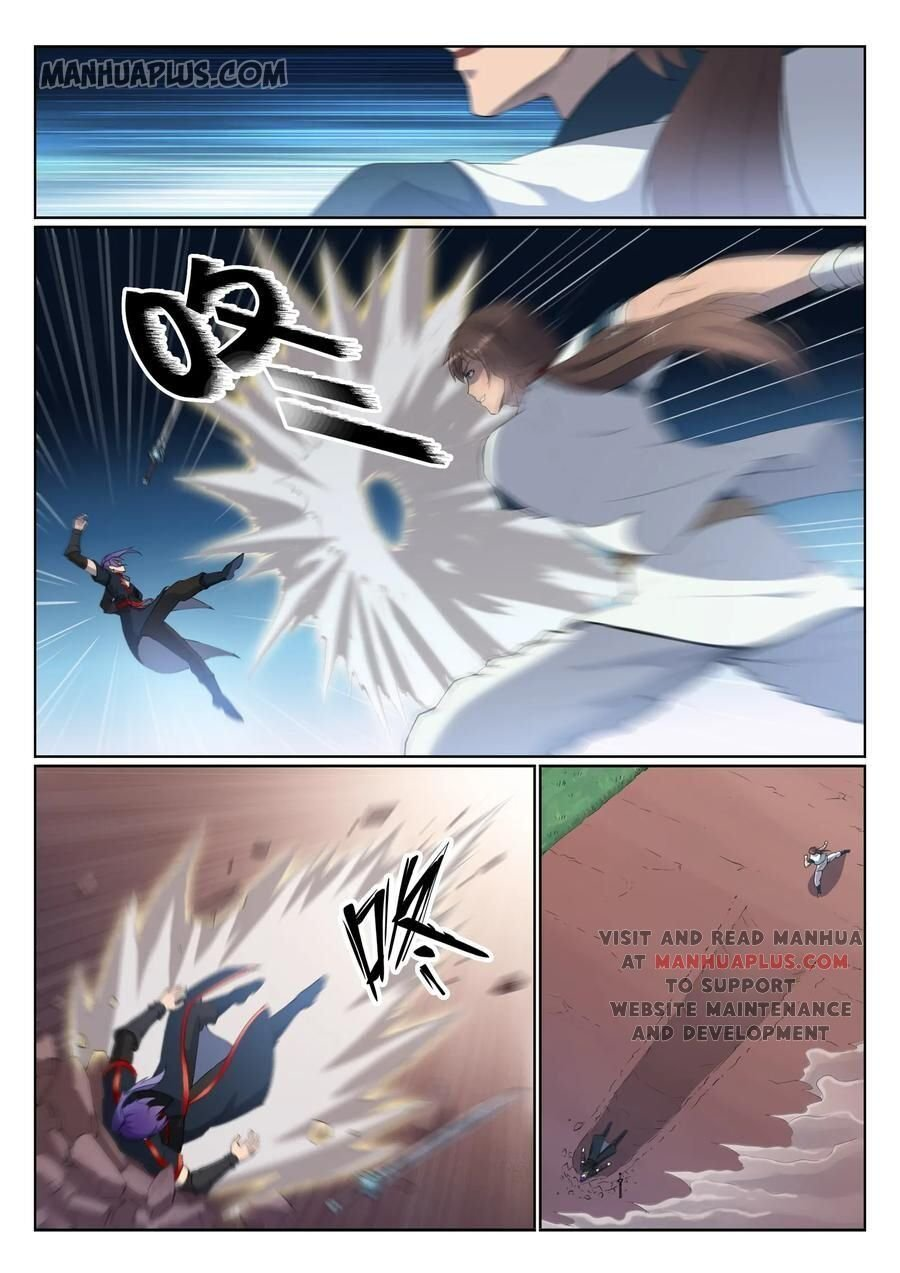 Manga Apotheosis - Chapter 576 Page 11