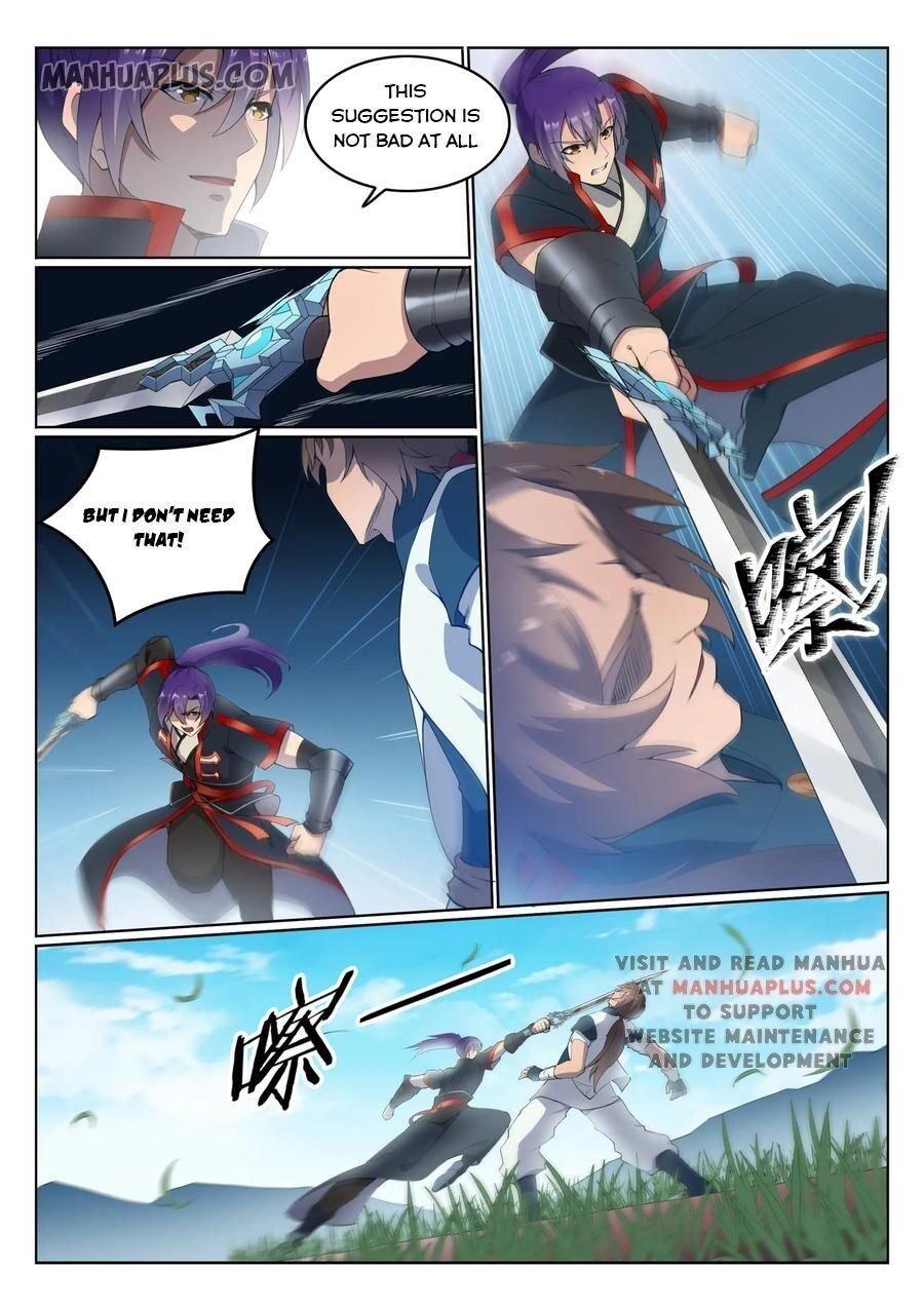 Manga Apotheosis - Chapter 576 Page 3