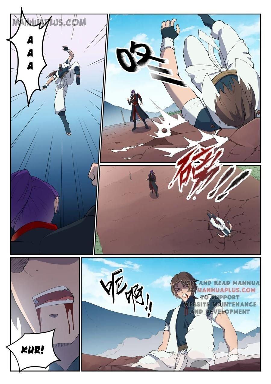 Manga Apotheosis - Chapter 576 Page 6