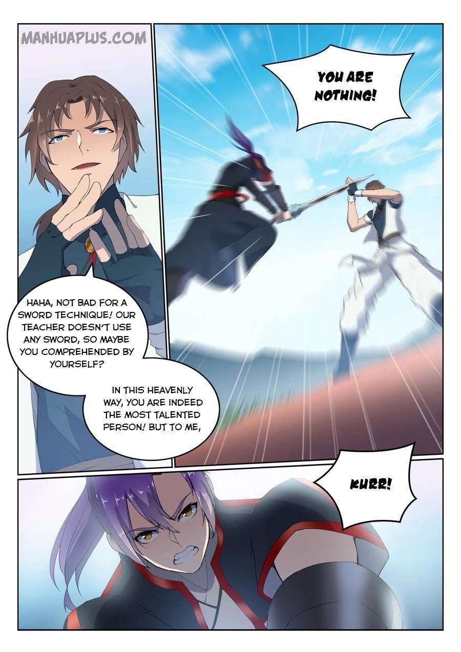 Manga Apotheosis - Chapter 576 Page 9