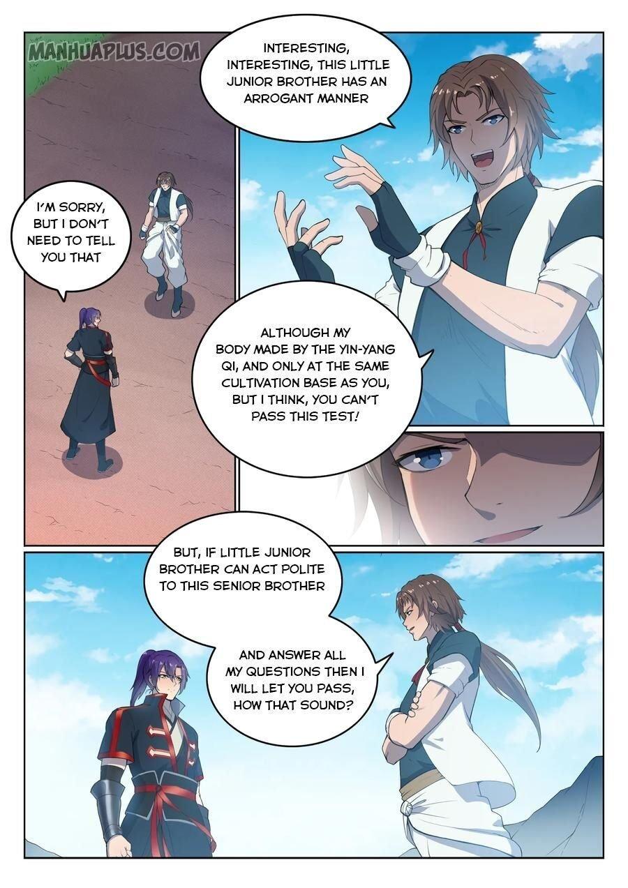 Manga Apotheosis - Chapter 576 Page 2
