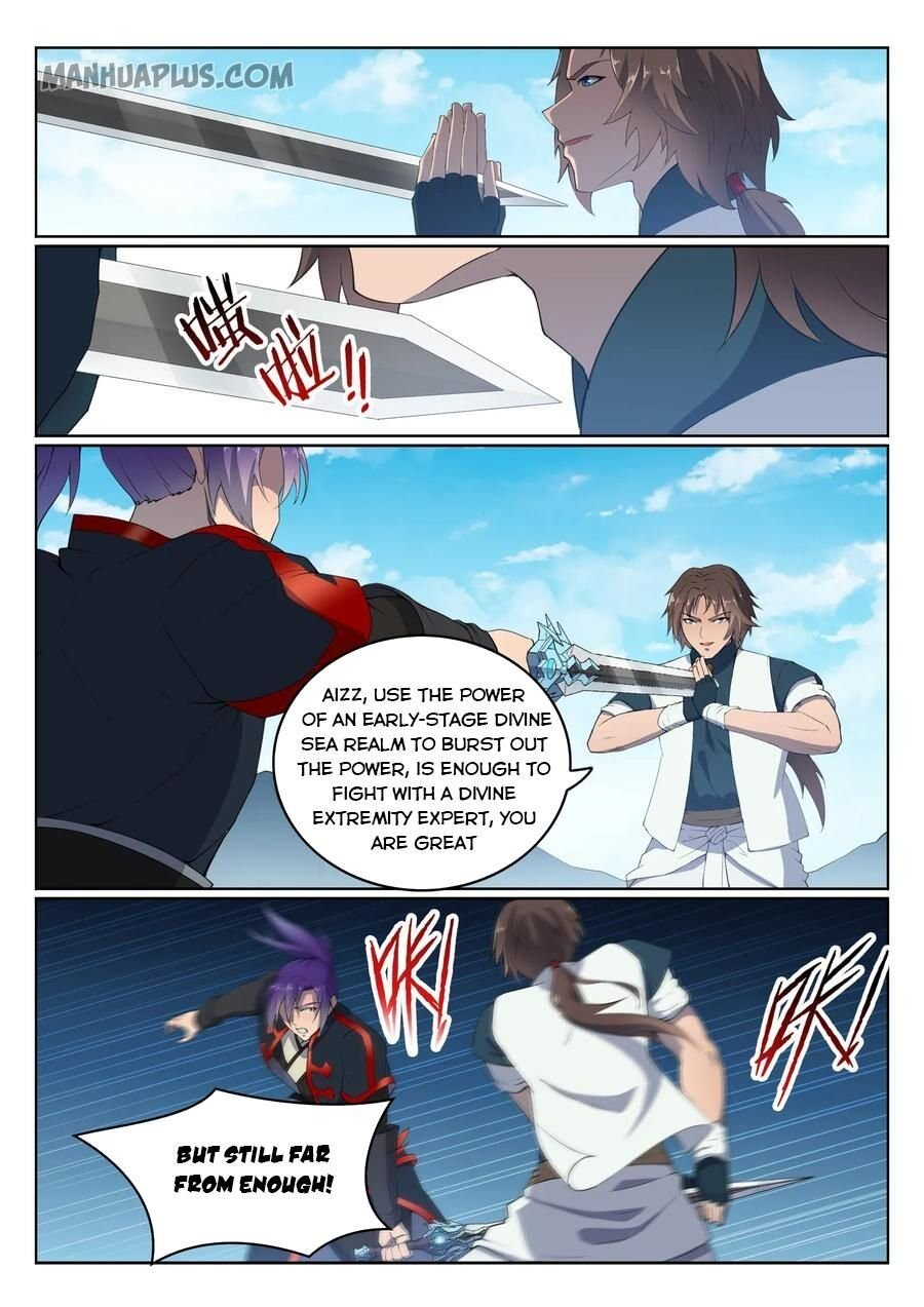 Manga Apotheosis - Chapter 576 Page 10