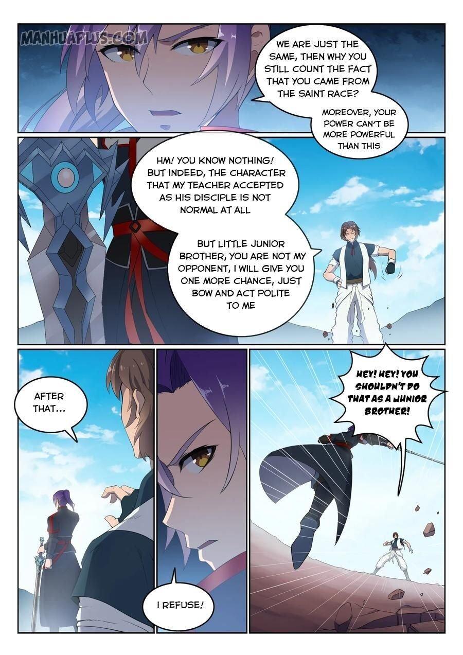 Manga Apotheosis - Chapter 576 Page 7